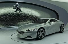 [フリー画像] [自動車] [コンセプトカー] [プジョー/Peugeot] [プジョー SR1] [Peugeot SR-1]      [フリー素材]