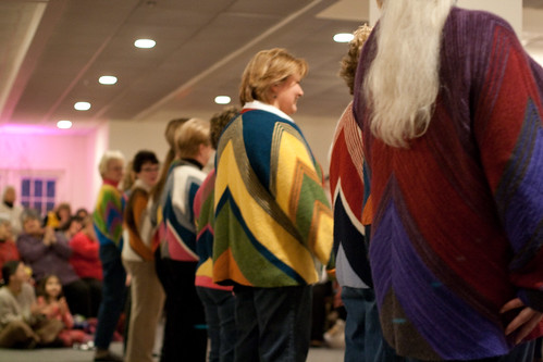 fashion show at SPA