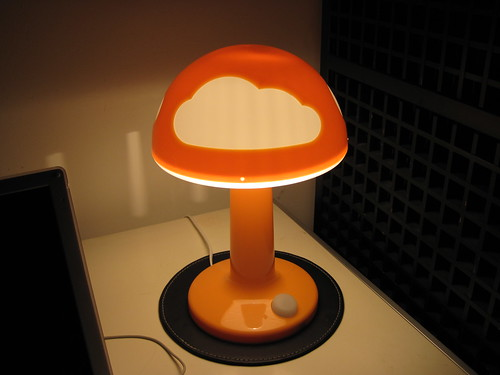 SoundCloud Lamp by Ikea :)