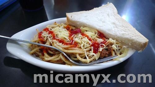 Sansrival Spagetti
