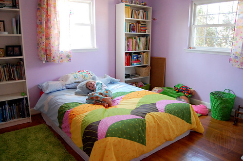 Annalie's bedroom