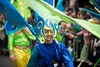 St. Patty's Day Dublin Ireland (tribalpreneur) Tags: ireland dublin parade stpattys stpatricksday stpats dublinireland aroundtheworld saintpatricksday luckoftheirish irishlove irishpride greenlove happy2010 greenluck irishcapital marchthe17th superbparade 2010stpattricksdayparadedublinireland