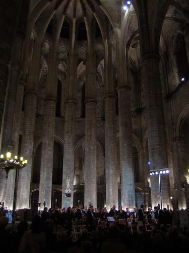 Requiem en Santa María del Mar