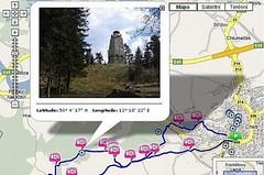 Nová generace GPSed: běhejte a foťte