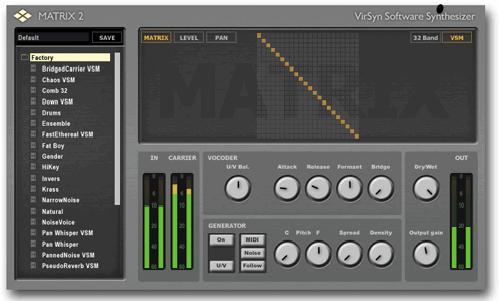 MATRIX - The Voice Coder