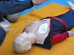 AED training kit