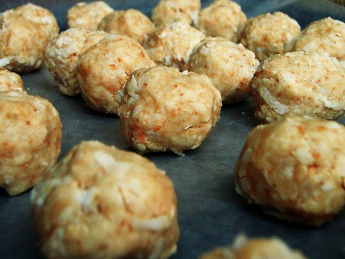 coconut truffles - 24