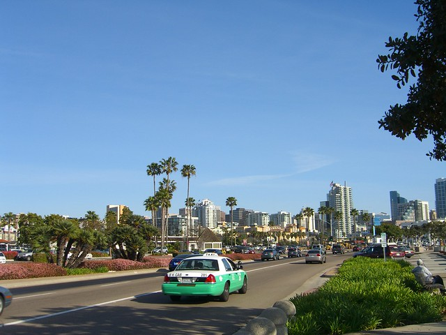 Rental Car Places Near San Diego Airport