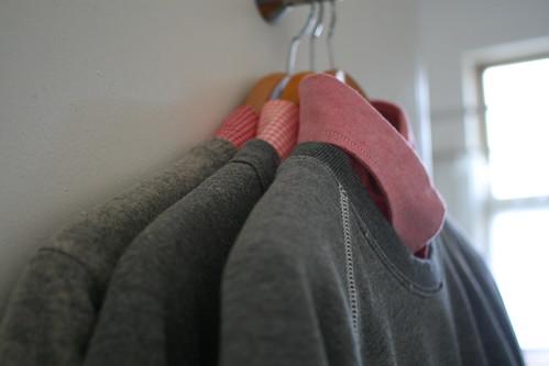 Red under Grey