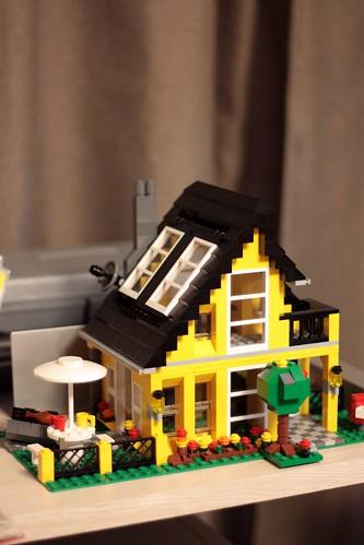 レゴ コテージ