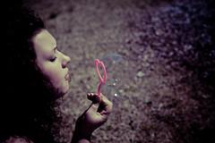 She <3s Bubbles