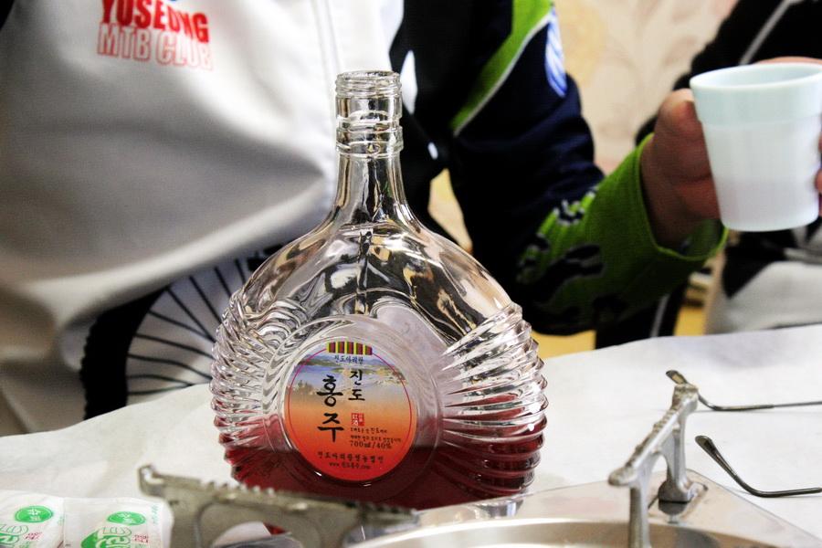Jindo wine
