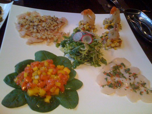 Regional Tasting Lounge (r.tl) dinner with Jason Sanders