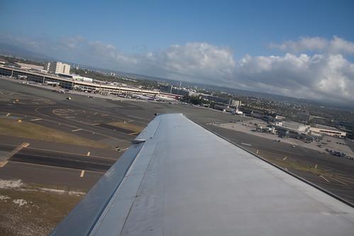 Kona flight