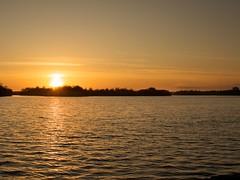 Sunset Paterswoldsemeer
