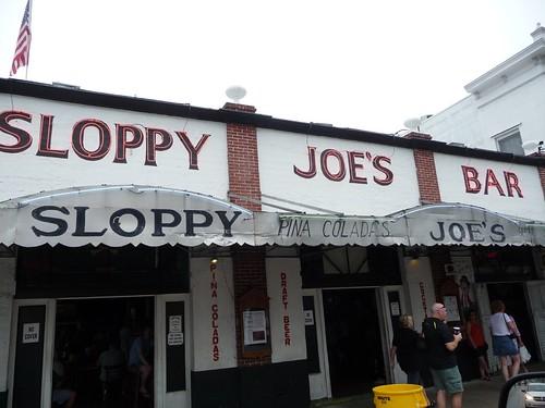 sloppy joe's bar.