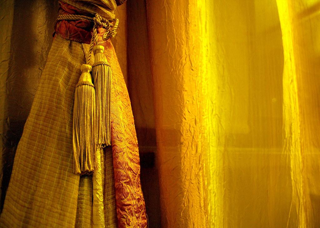 Window Dressings.