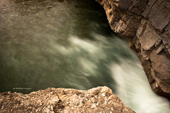 Watch Your Step (Jay Randolph | Photography) Tags: green water rock speed river stream fast falls waterfalls elbow flowing elbowfalls