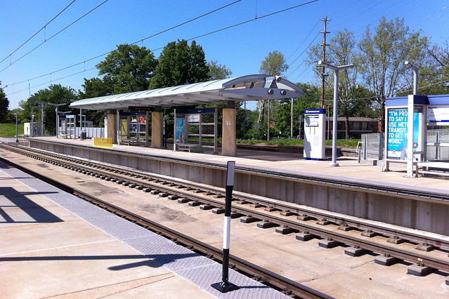 Sunnen MetroLink station