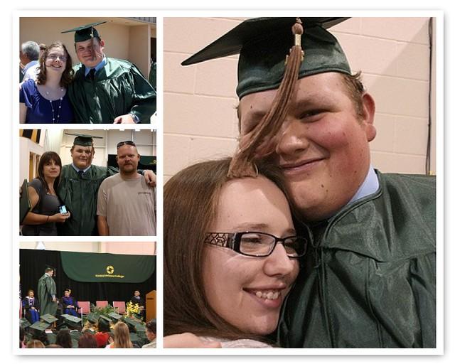 PJ's Graduation Mosaic
