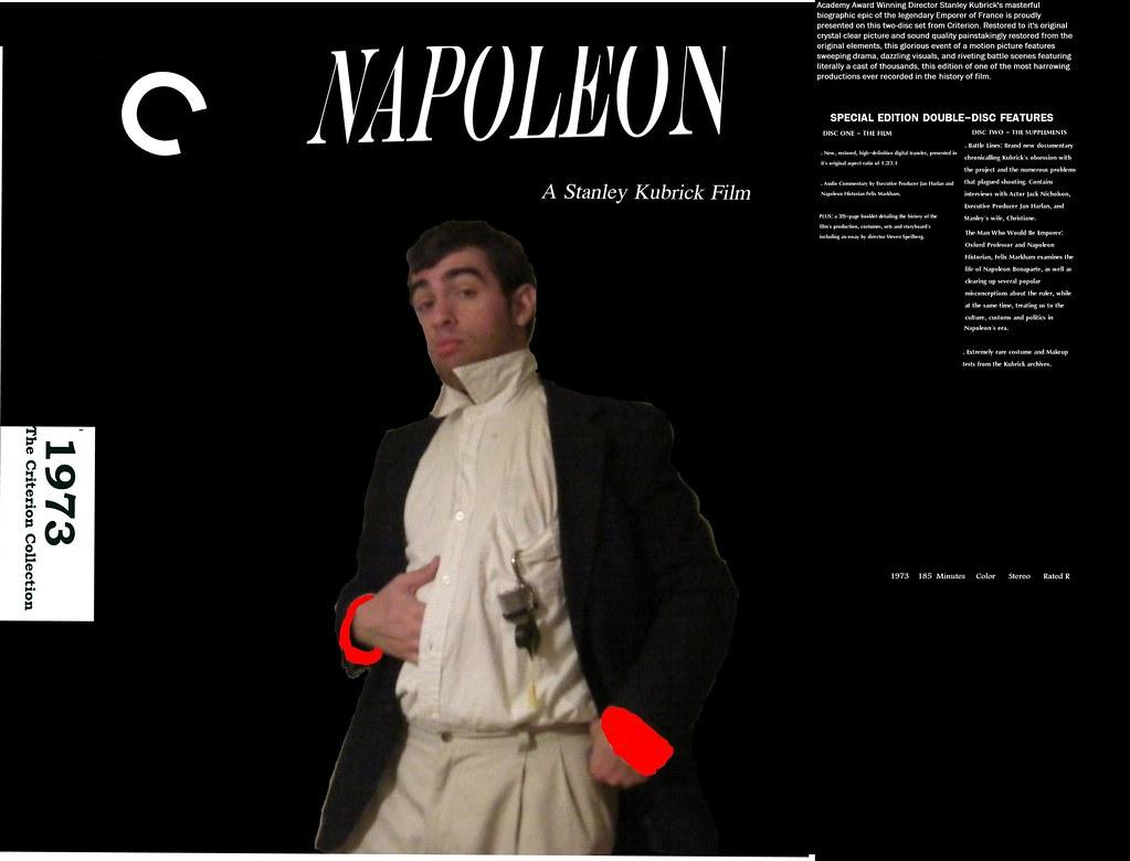 Fake Napoleon Criterion Cover