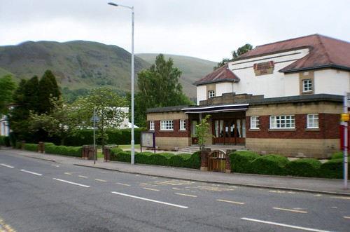Community Hall, Tillicoultry