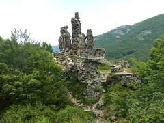 Le fortin de Vizzavona