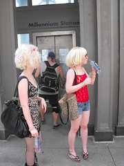 (Un)natural Blondes (softjunebreeze) Tags: chicago downtown michiganave womensrights equalrights daleyplaza antirape sexpositive womensempowerment slutwalk