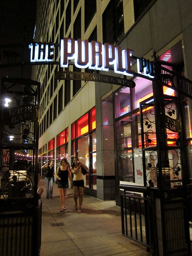 Image result for the purple pig chicago
