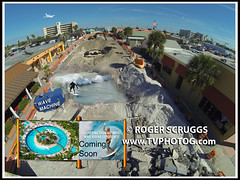 DJI Kelly Slater wave Pool Cocoa Beach