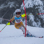 Grouse Mountain 2017 U14 Teck Coast Race Jaden Dawson (WMSC) 1st Slalom PHOTO CREDIT: Christopher Naas