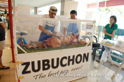 Marketman's Zubuchon