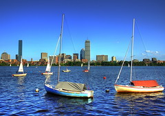 Love sailing? (RajRem) Tags: park city travel blue light sky lake reflection building tower beach nature water beautiful boston skyline clouds sailboat skyscraper river landscape ma boats evening bravo scenery colorful downtown skies cityscape waterfront massachusetts charlesriver shoreline scenic bridges dramatic glorious entertainment highrise rays minimalism johnhancock copley minimalist prudential hdr longfellow sunray attractions johnhancockbuilding ducktour waterreflection prudentialbuilding bostonskyline freshpond bostonist bostonharbor johnhancocktower prudentialtower downtownboston photomatix universalhub metroboston boattours canon400d canondigitalrebelxti historicboston bostoninnerharbor bostontours rajrem