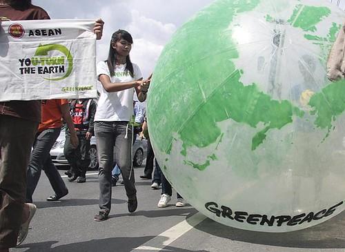 อาเซียน: จงจริงจังต่อการยุติภัยคุกคามโลกร้อน ASEAN: Get serious about climate threat! by you.