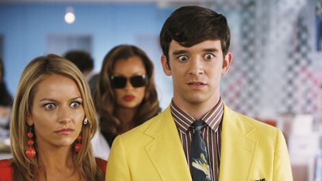 Ugly Betty Mark Wilhelmina Amanda