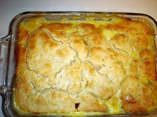 Paula Deen's Hurry Up Chicken Pot Pie