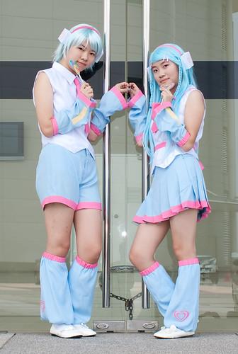 Cutiepie305 & Mint - Ainone Kana & Kai