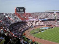 Superclassico (River Plate VS Boca Juniors) (DodoChambers) Tags: argentina buenosaires futbol riverplate bocajuniors superclassico