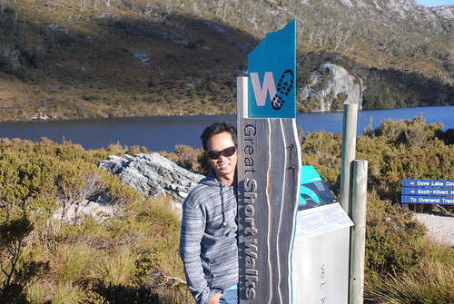 Tu - Cradle Mountain