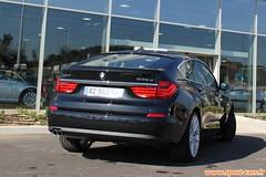 Test BMW serie 5GT 10