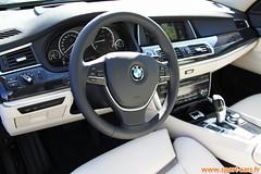 Test BMW serie 5GT 20