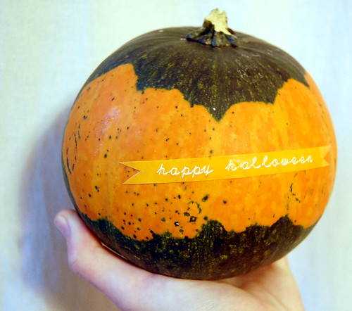 Happy Halloween // Labeled Not Carved