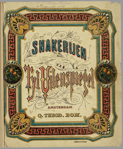 Snakerijen van Tijl Uilenspiegel by D. Dekker, 1873