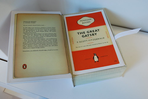 Postcards from Penguin. Box design by Jim Stoddart.