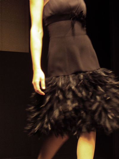 Dress by Miltos SS2010 at AXDW