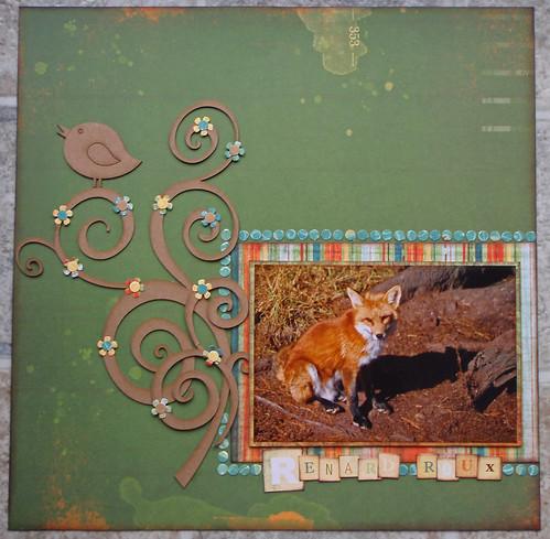 5 nov. - 3 pages d'automne pour mon DT Magenta 4077114557_ce3e053678