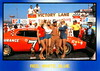 1970s Dave Marcis with Linda Vaughn (white top) (torinodave72) Tags: girl dave golden linda nascar firebird dodge miss vaughn pure charger shifter hurst marcis