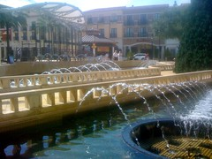 Fountains at Il Bellagio, CityPlace