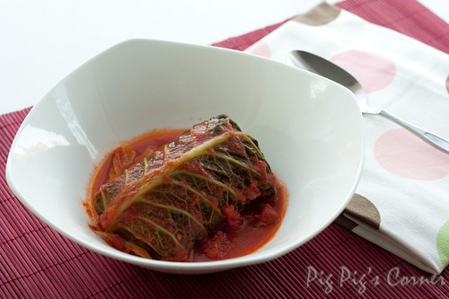 Stuffed cabbage 7