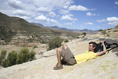 Resting on a hike - Jason Ropp